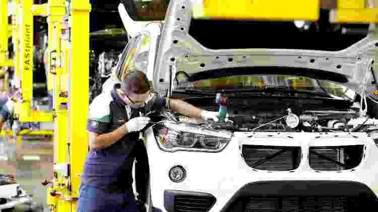 BMW X1 - Divulgação - Divulgação