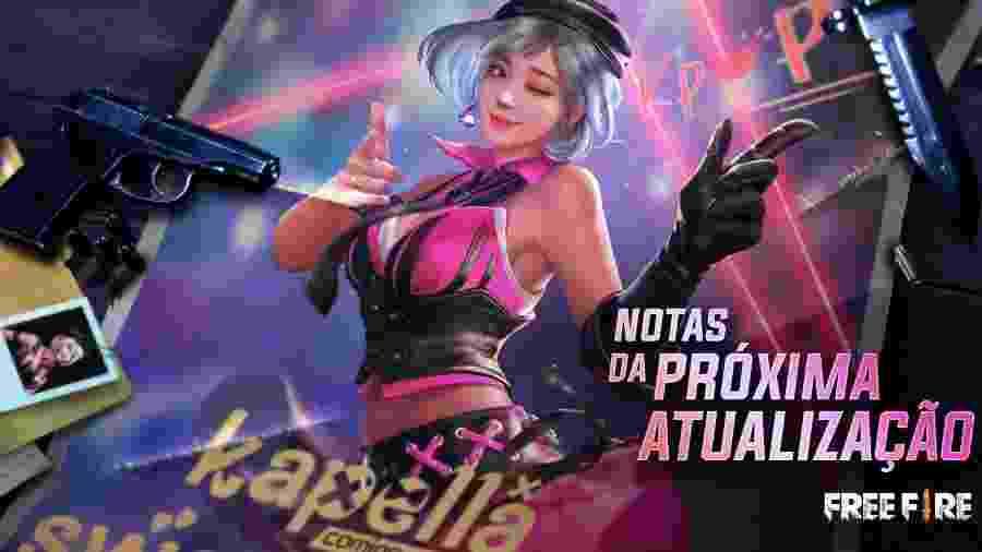 Kapella, estrela de K-pop, é a nova personagem do Frifas - Divulgação
