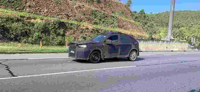 """Novo SUV da Fiat deve ter cara de """"hatch anabolizado"""" - Cloud of Vape/Acervo Pessoal"""