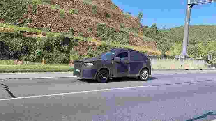 SUV cupê da Fiat - Cloud of Vape/Acervo Pessoal - Cloud of Vape/Acervo Pessoal