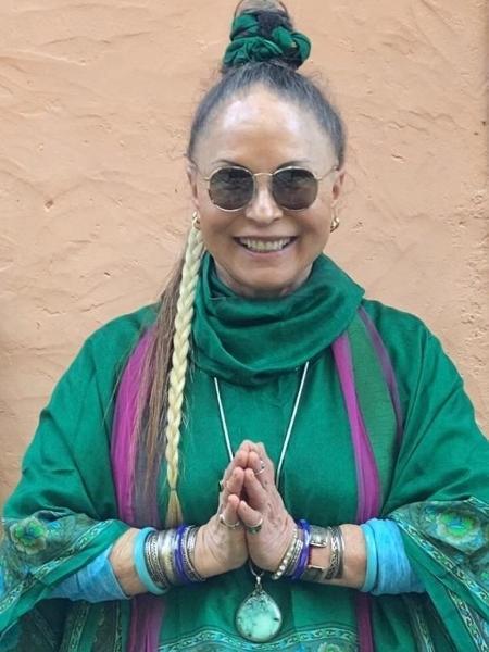 Quiróloga Regina Shakti acertou relacionamento de Xuxa após os 50 anos - Divulgação
