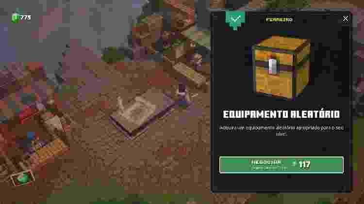 Minecraft Dungeons 2 - Daniel Esdras/GameHall - Daniel Esdras/GameHall
