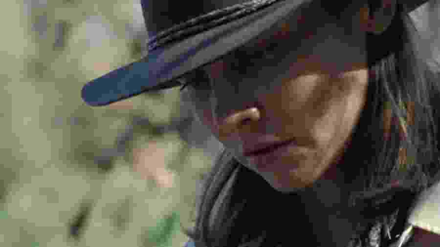 """Maggie aparece em cenas de episódio inédito da décima temporada de """"The Walking Dead"""" - Reprodução"""