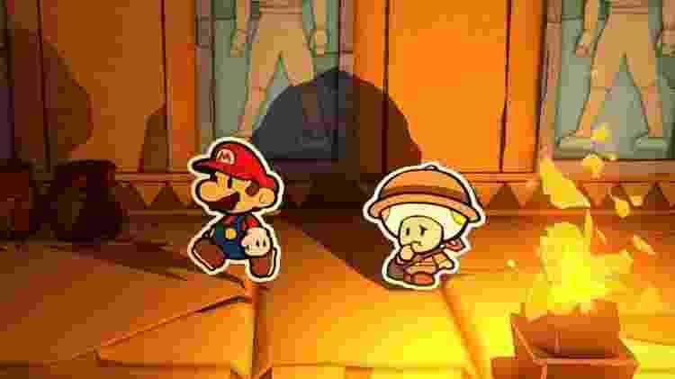 Paper Mario 13 - Divulgação/NintendoLife - Divulgação/NintendoLife
