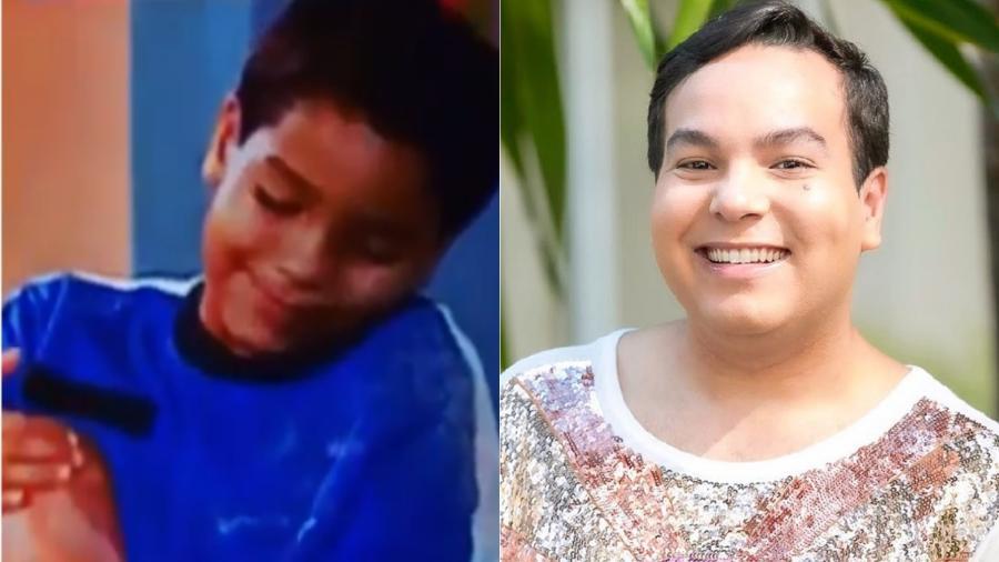 Netinho Alves viveu Daniel em Estrela-Guia - Reprodução/ TV Globo - Reprodução/Instagram