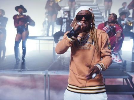 Rapper Lil Wayne Se Declara Culpado Por Posse Ilegal De Arma De Fogo