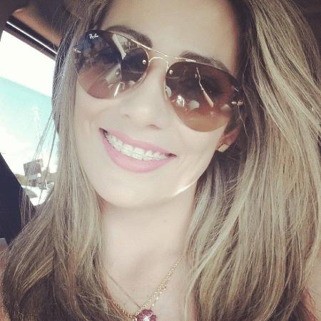 Segundo registro policial, Alejandro Antônio Aguillera matou Eliane Ferreira Siolim (foto) e se suicidou em seguida - Reprodução