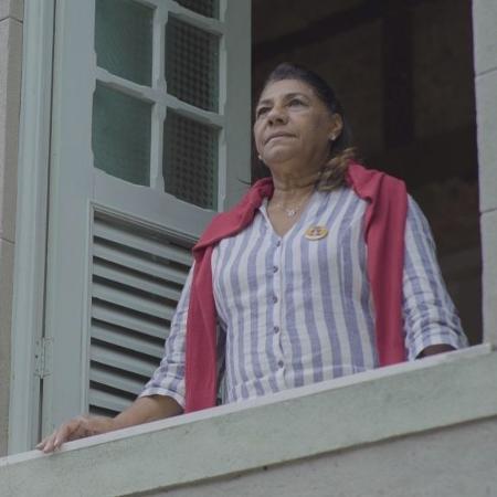 Marinete, mãe de Marielle e Anielle - Divulgação/Canal Futura