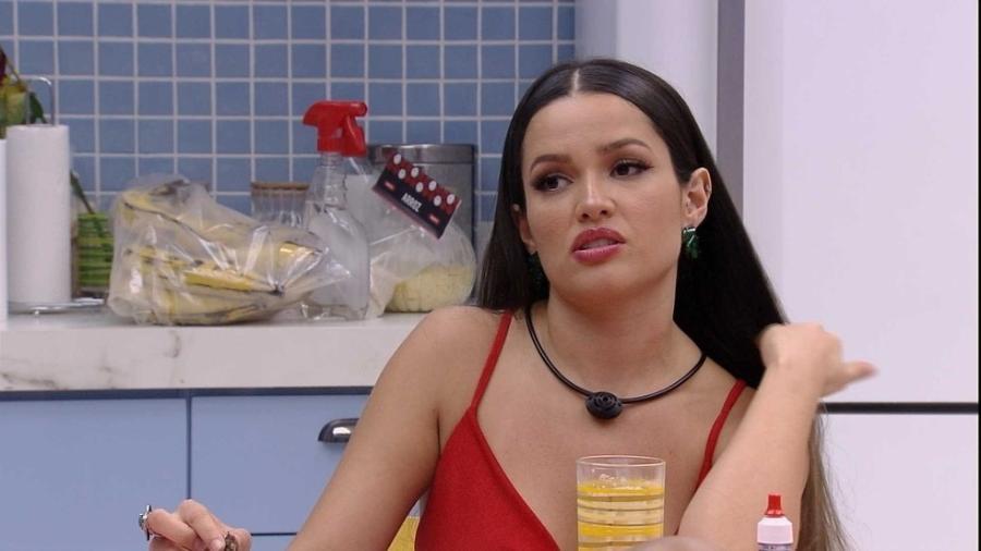 Juliette falou sobre escolha de Gil - Reprodução/Globoplay