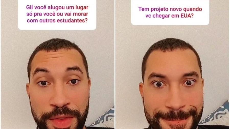 Gil do Vigor responde perguntas de seguidores sobre PhD - Reprodução/Instagram