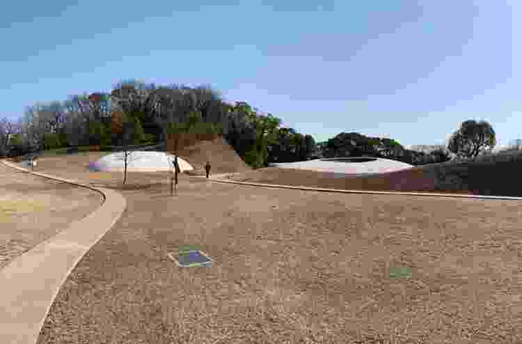 Obras a céu aberto em Teshima - Mirela Mazzola - Mirela Mazzola