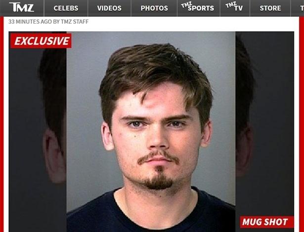 """Ator Jake Lloyd, a versão criança de Anakin Skywalker em """"Star Wars: A Ameaça Fantasma"""", foi detido após perseguição"""