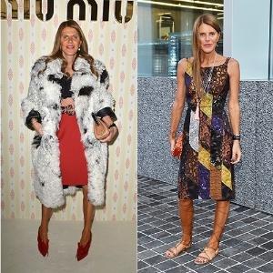 0844d12e54 Acima dos 50 e ícones de moda: veja 20 mulheres maduras e cheias de estilo