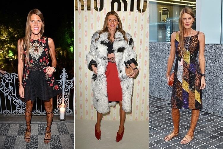 4ea1975c94edd Fotos  Acima dos 50 e ícones de moda  veja 20 mulheres maduras e ...