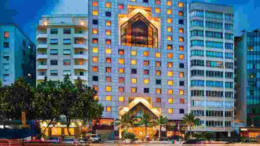 JW Marriott, no Rio de Janeiro: rede de hotéis foi hackeada recentemente - Divulgação