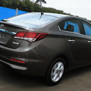 Hyundai HB20S 1.6 A/T Premium - Murilo Góes/UOL
