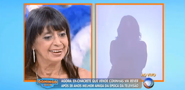 Ex-chacrete disse que dispensa da Globo ocorreu após promessa de Faustão - Reprodução/TV Record