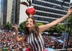 Monobloco faz Carnaval animado com repertório eclético e sob sol forte - Zulmair Rocha/UOL