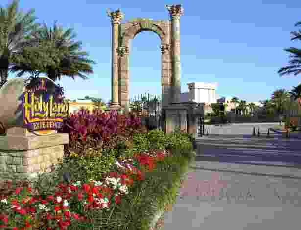 Cortesia de Holy Land Experience