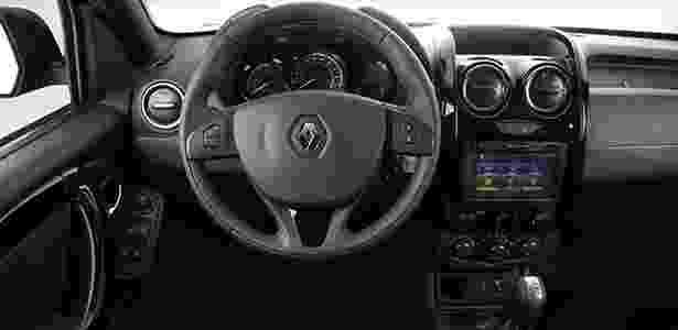 Renault Duster Oroch 2.0 Automática - Divulgação - Divulgação