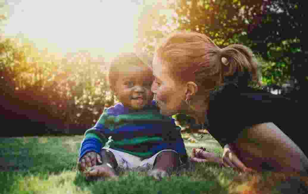 ensaio de fotógrafa americana sobre sobrinho adotado3 - Kate T. Parker/Divulgação
