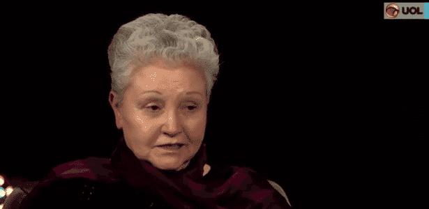 """A novelista e escritora Maria Adelaide Amaral, autora de """"A Lei do Amor"""", da Globo - Reprodução/UOL"""