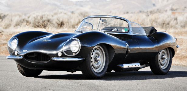 Jaguar XKSS 1957: essa raridade foi reedita pela marca inglesa, mas nada como um original, né?