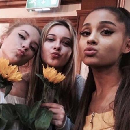 Ariana Grande visita vítimas de atentado em Manchester - Reprodução/Instagram