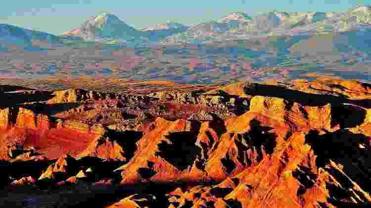 Deserto do Atacama Chile  - Freddy Alexander Burgueño/Creative Commons - Freddy Alexander Burgueño/Creative Commons
