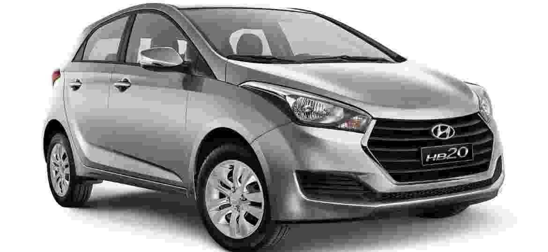 Hyundai HB20 1.0 Comfort - Divulgação