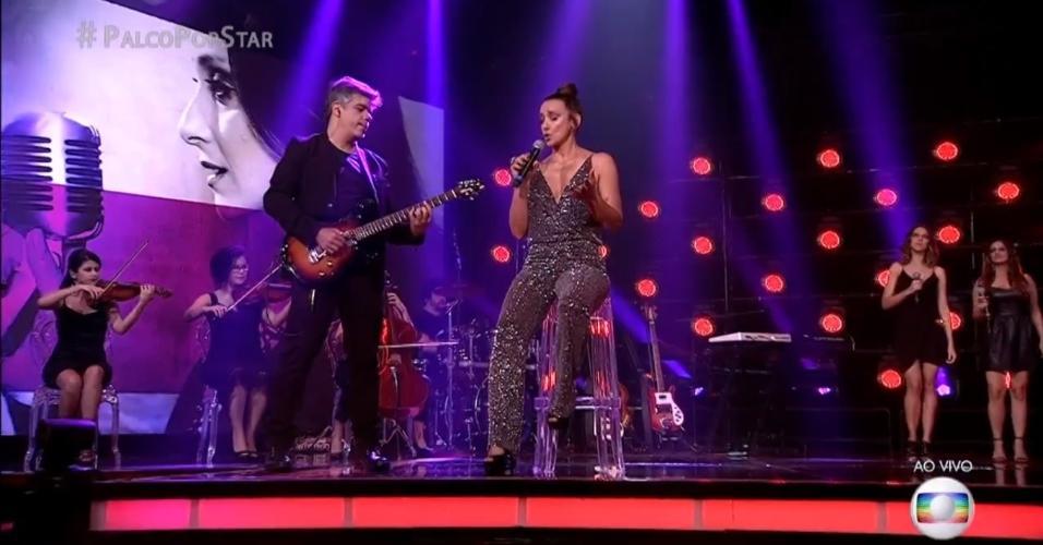 "Sabrina Parlatore, finalista do ""Popstar"""