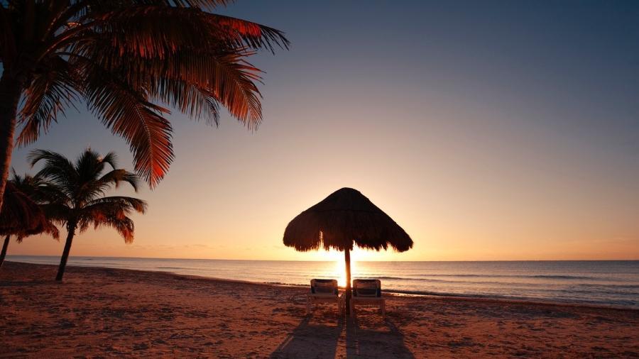 Um dos principais motivos para as praias mais vazias no país é a violência - Getty Images