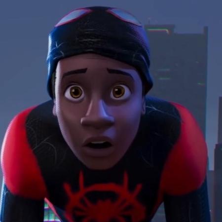 Miles Morales é o Homem-Aranha no Aranhaverso - Reprodução