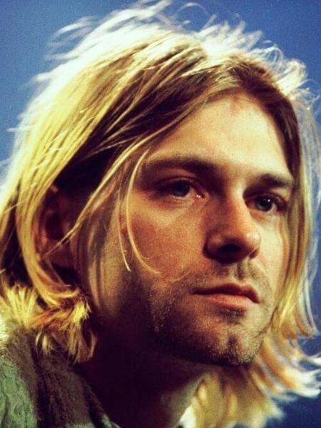 Kurt Cobain, líder do Nirvana - Reprodução