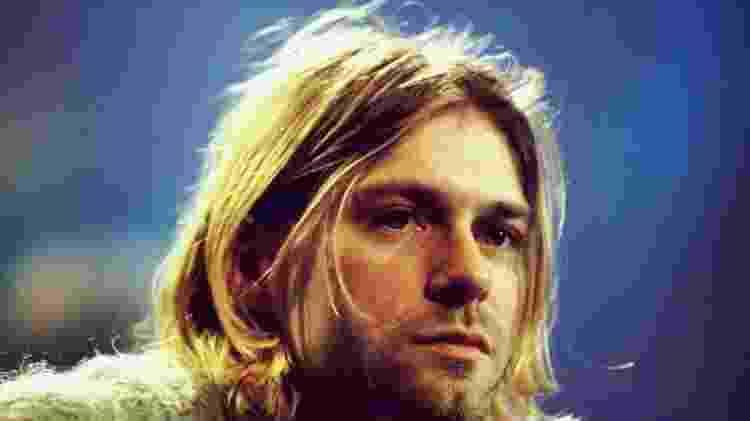 Kurt Cobain, líder do Nirvana - Reprodução - Reprodução