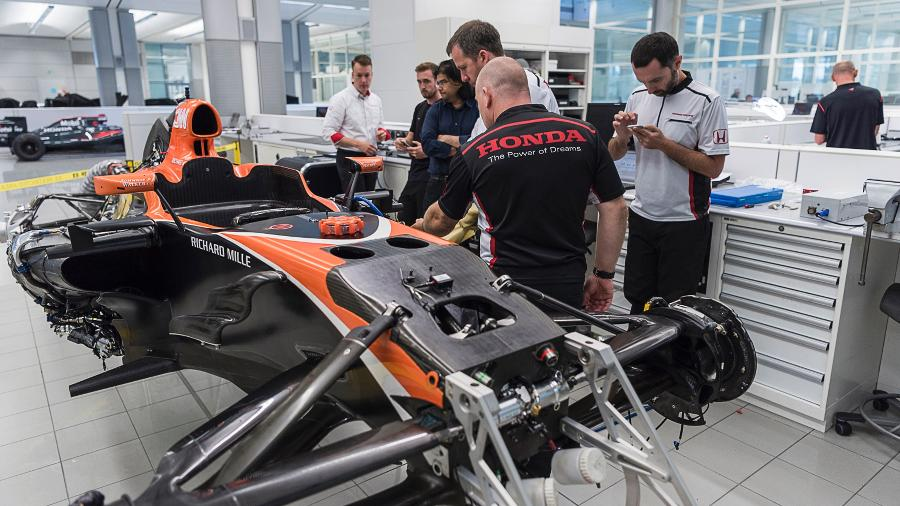 """""""Grand Prix Driver"""" mostra os bastidores da fracassada temporada 2017 da McLaren na F1 - Divulgação"""