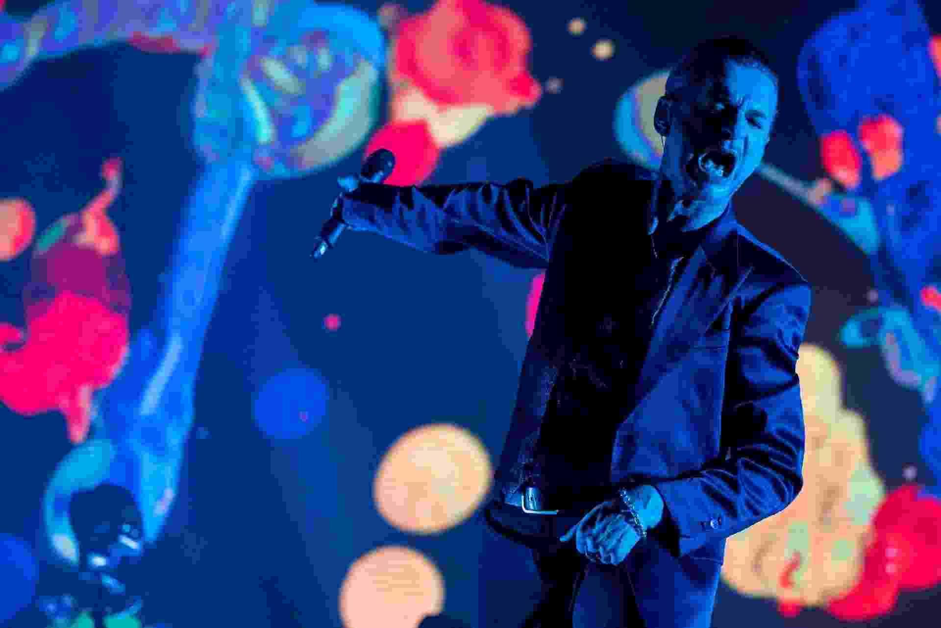 Depeche Mode se apresenta em São Paulo no Allianz Parque - Flavio Moraes/UOL