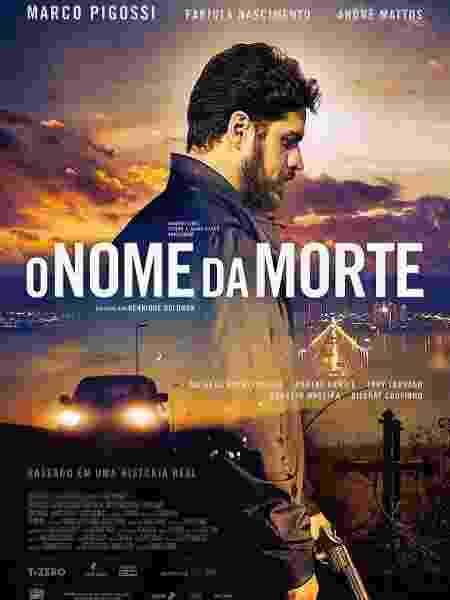 """Cartaz do filme """"O Nome da Morte"""" - Divulgação - Divulgação"""