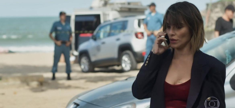 Cleo Pires esquece de sua própria estreia na novela da Globo - Reprodução/TV Globo