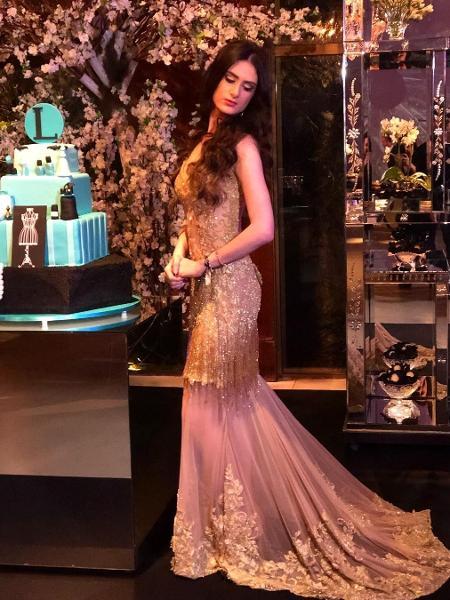 Laura Portiolli, filha mais velha de Celso Portiolli, comemora 18 anos - Reprodução/Instagram/patiobenitto