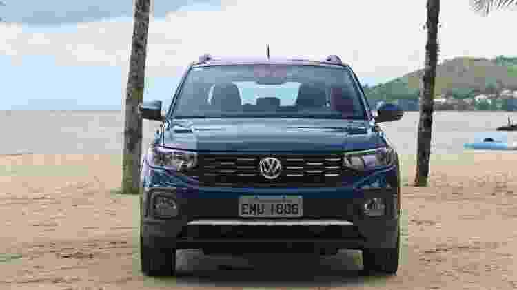 Modelo da VW tem gama mais enxuta e compensa com pacotes opcionais; Tracker traz pacotes fechados - Murilo Góes/UOL