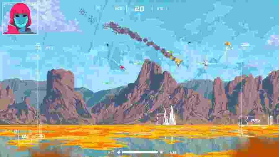 """""""Wind Runners"""" é um jogo de combate da Ludic Studios - Divulgação"""
