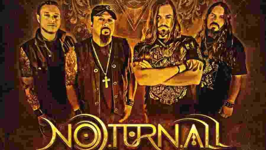 A banda Noturnall - Divulgação