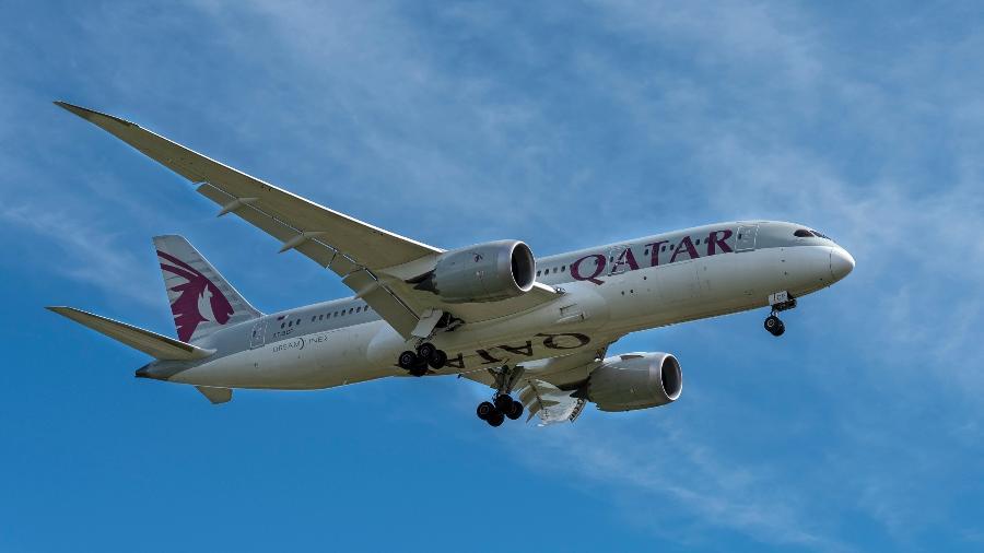 Boeing 787 Dreamliner da Qatar Airways  - Sitikka/Getty Images