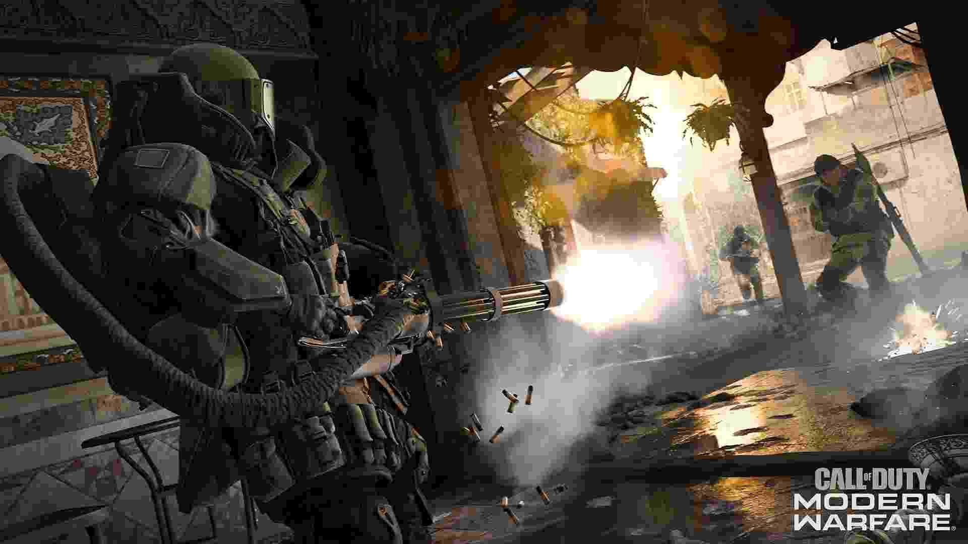 Call of Duty Modern Warfare - Divulgação