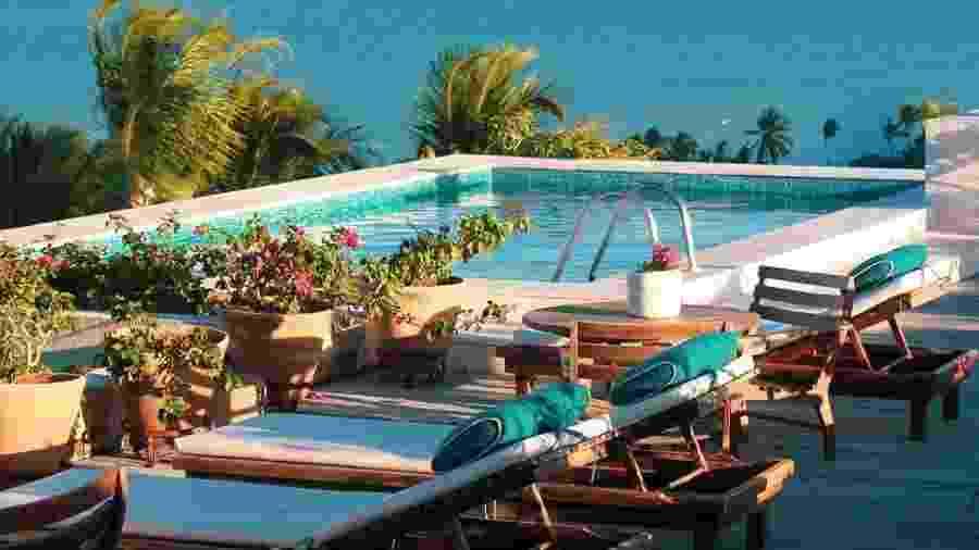 Hotel Maitei, em Porto Seguro - Reprodução/Instagram
