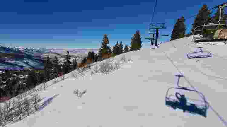Estação de esqui de Deer Valer - Marcel Vicenti/UOL - Marcel Vicenti/UOL