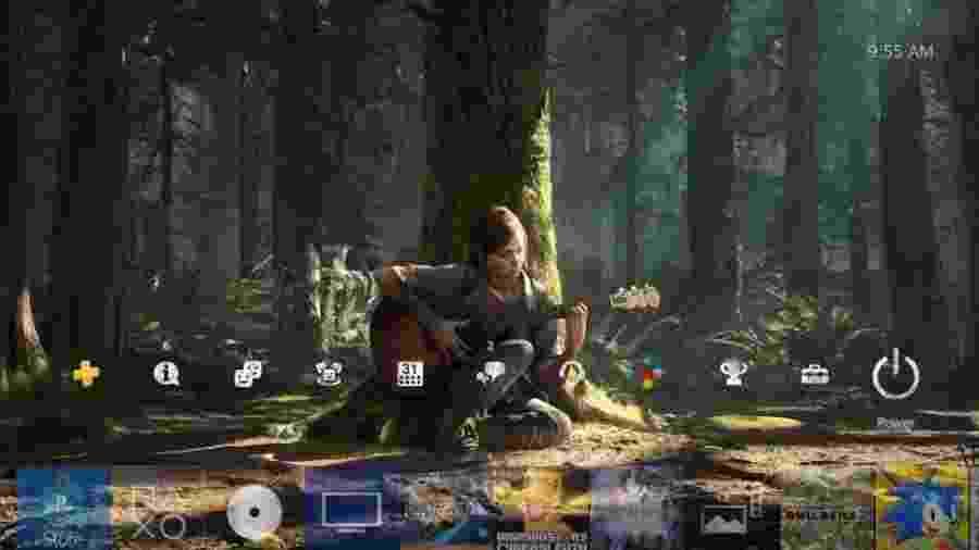 Tema dinâmico de The Last os Us 2 - Reprodução