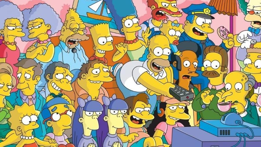 """""""Os Simpsons"""" está renovada para mais duas temporadas - Divulgação"""
