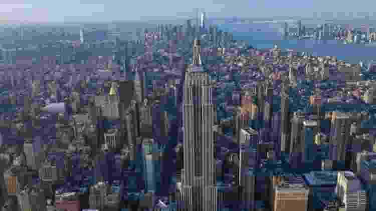 Nova York, nos Estados Unidos - Reprodução - Reprodução